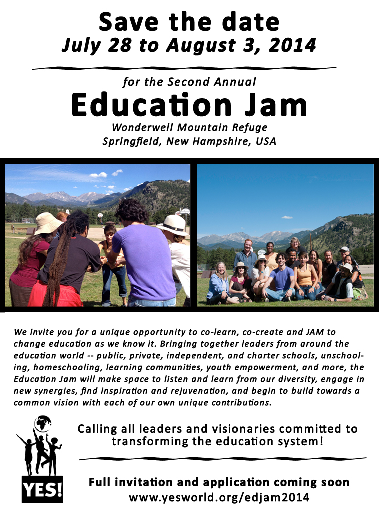 Education Jam