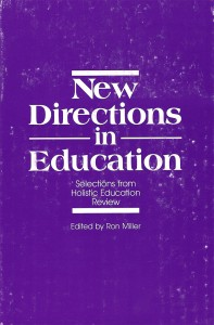New Directions in Education