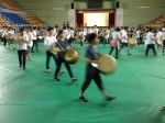 Drummers at opening ceremony