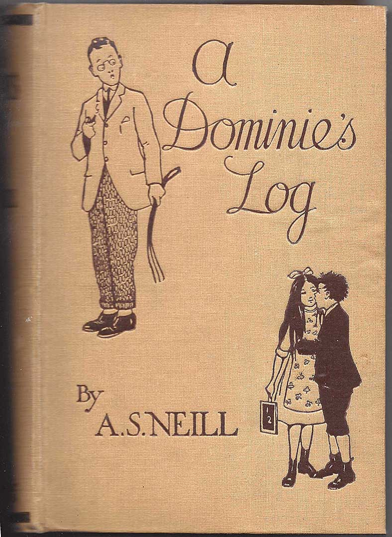 Dominie's Log Cover