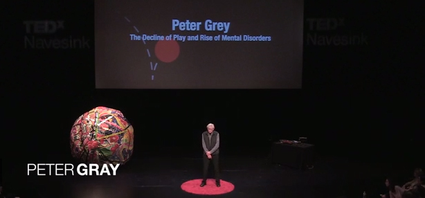 The Decline Of Play And Rise In >> Video The Decline Of Play And Rise Of Mental Disorders Dr Peter