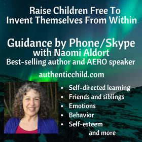 Naomi Aldort - authenticchild.com