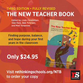 The New Teacher Book | Rethinking Schools